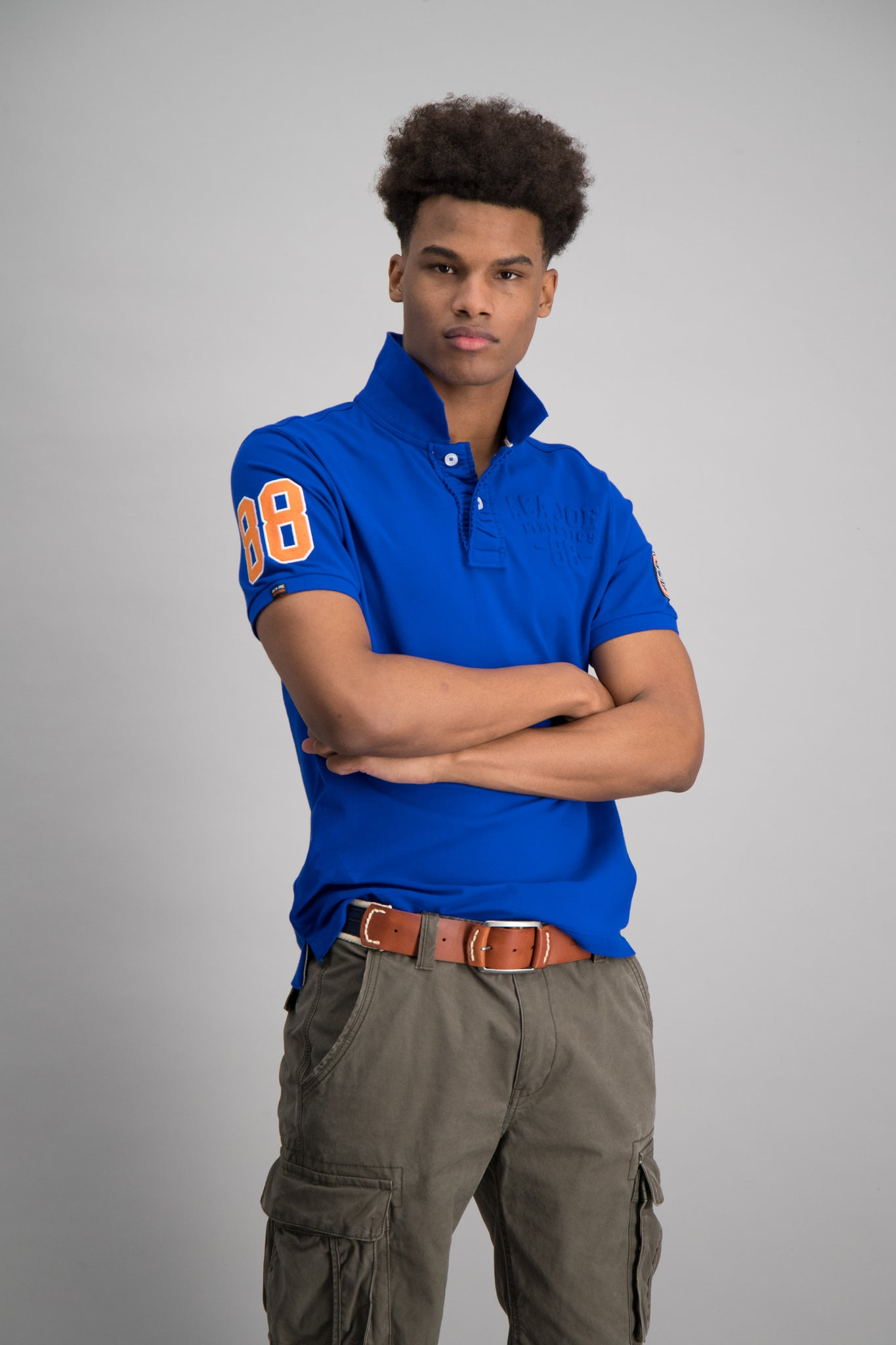 Athletic Golf Shirt