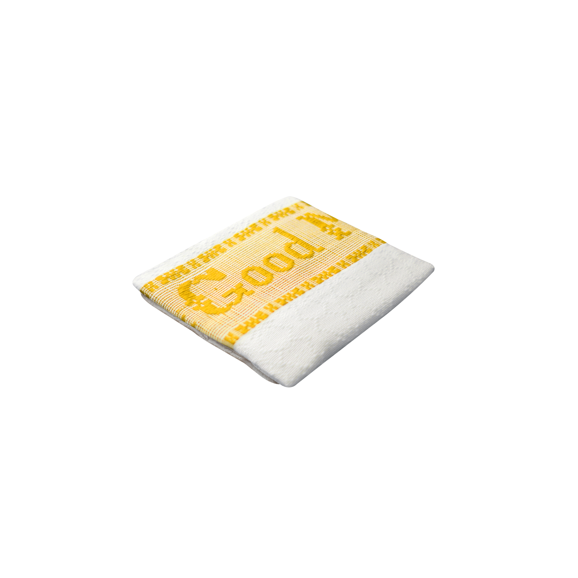 Locano Good Morning Towel Yellow