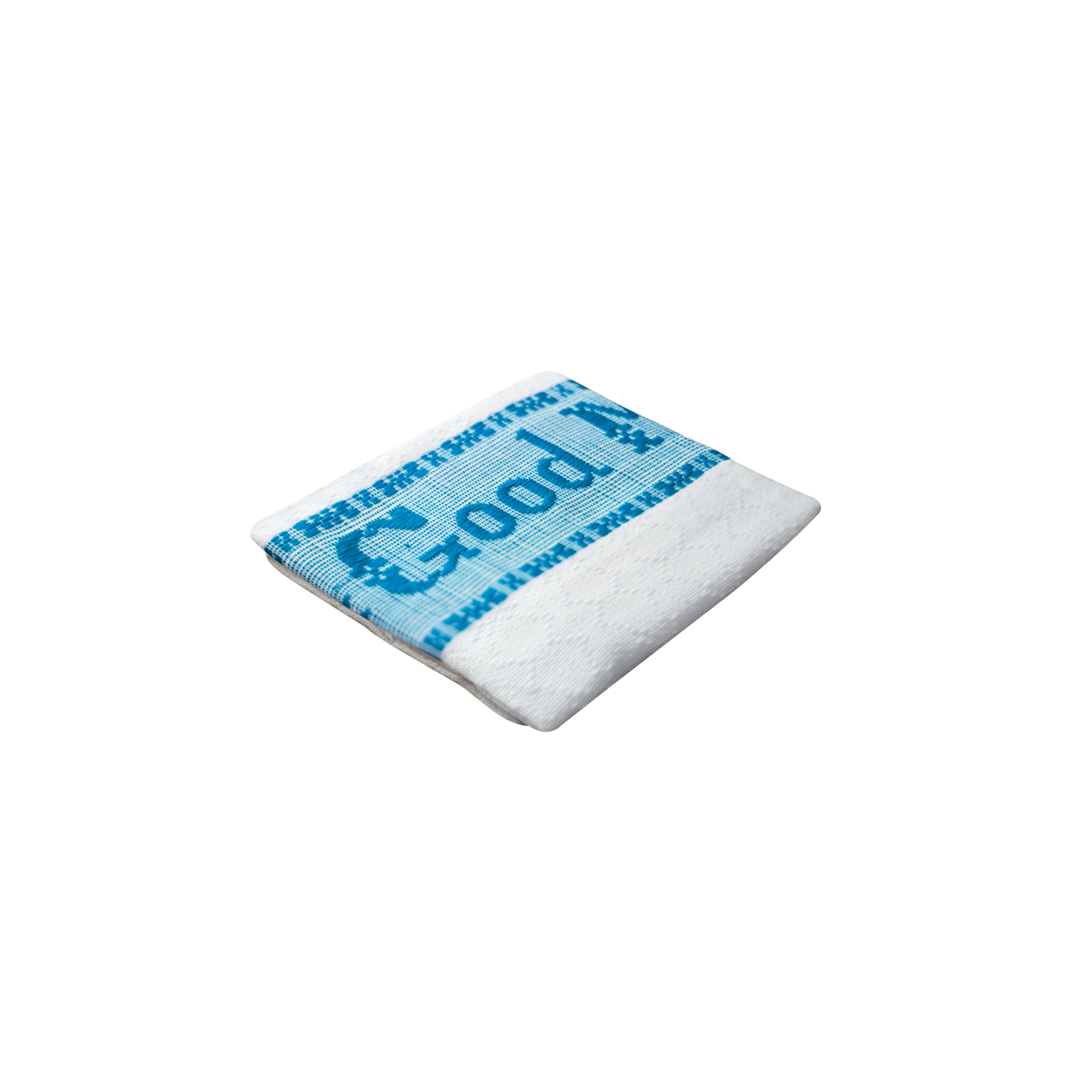 Locano Good Morning Towel Blue