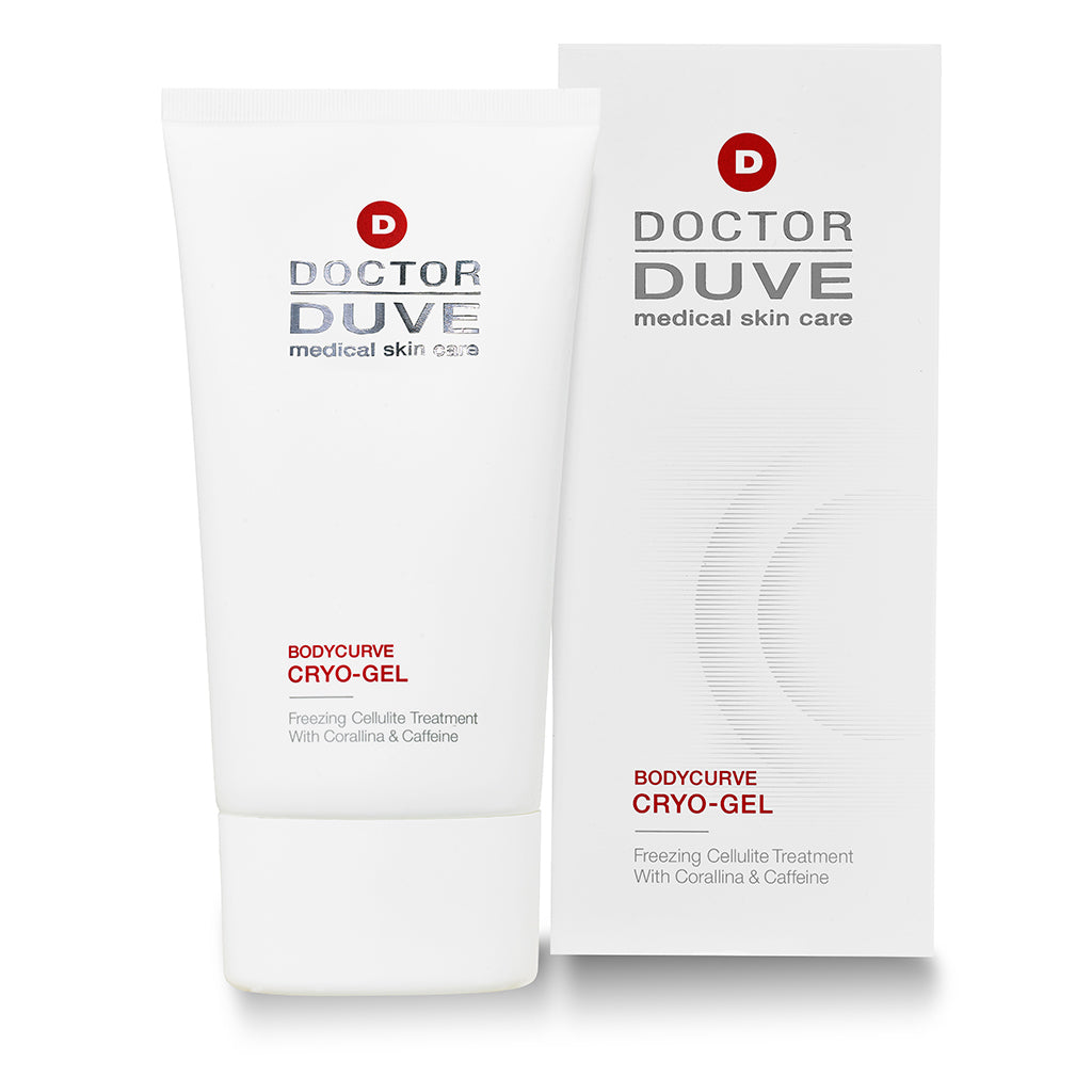Bodycurve Cryo-Gel, Anti-Cellulite-Creme in der 150ml Tube.