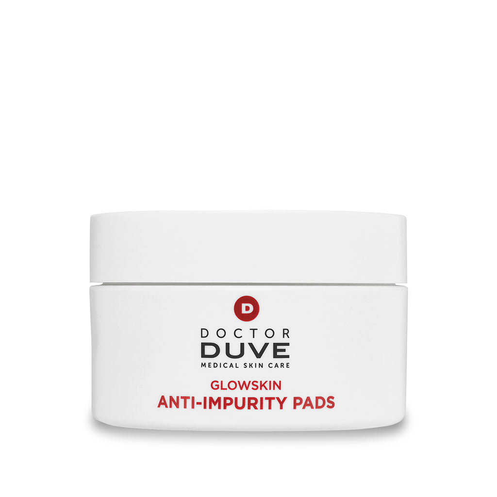 Glowskin Anti-Impurity Pads, Reinigungs-Pads im 88ml Tiegel.