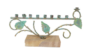 Rosenthal Patina Tree of Life Menorah