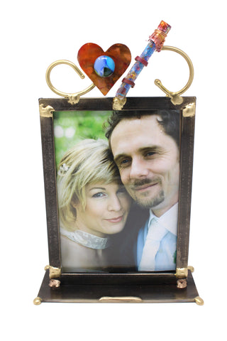 Rosenthal Wedding Frame with Shards