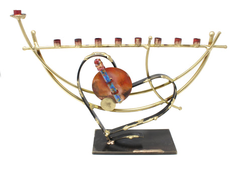 Rosenthal Wedding Menorah