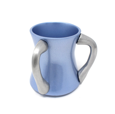 Emanuel Small Light Blue Washing Cup