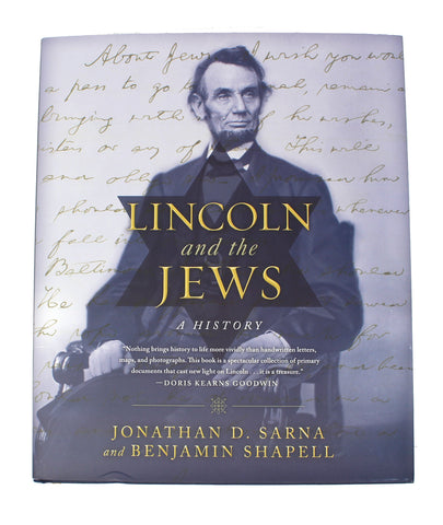 Lincoln and the Jews, A History