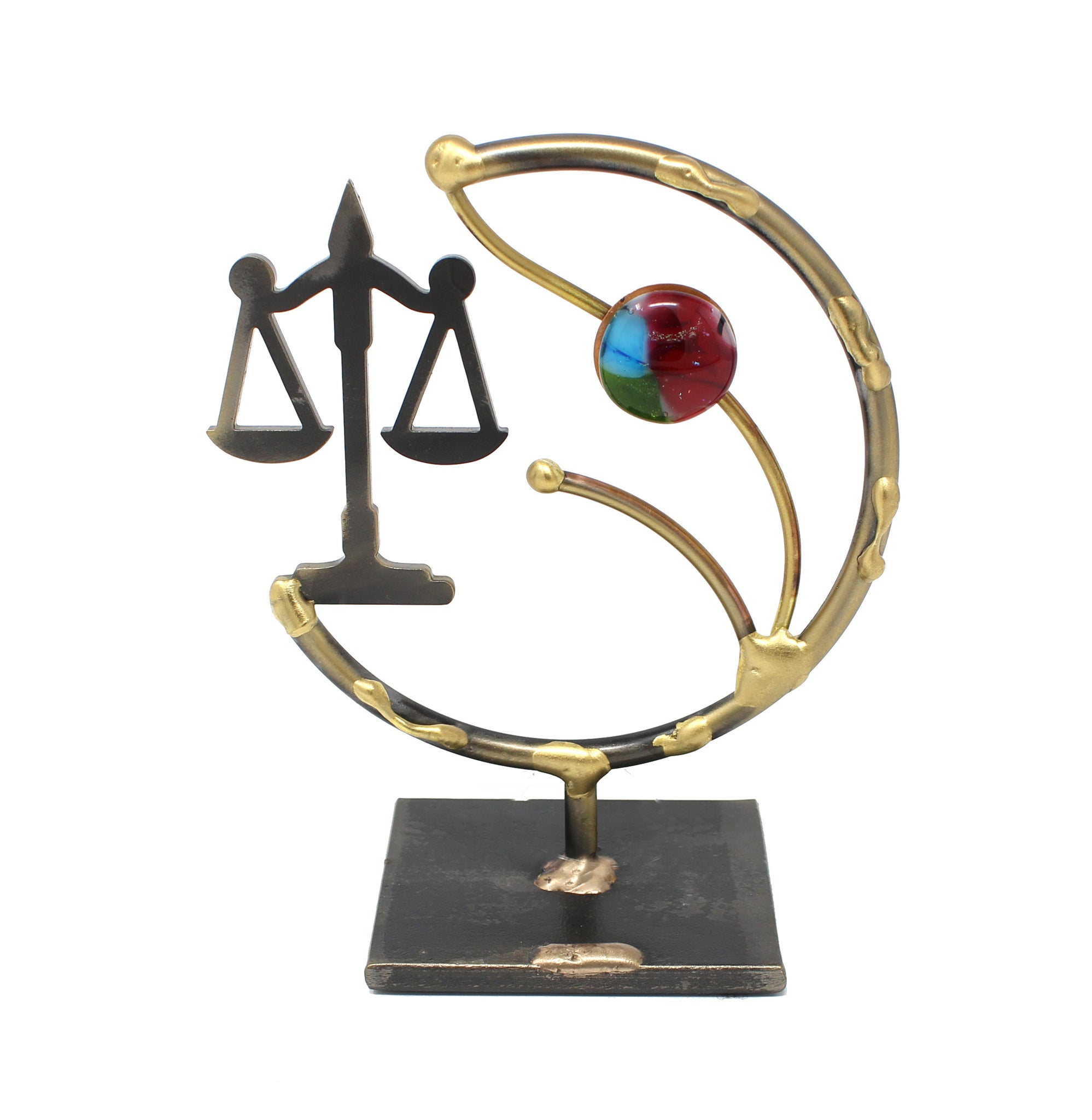Lawyer Sculpture by Gary Rosenthal
