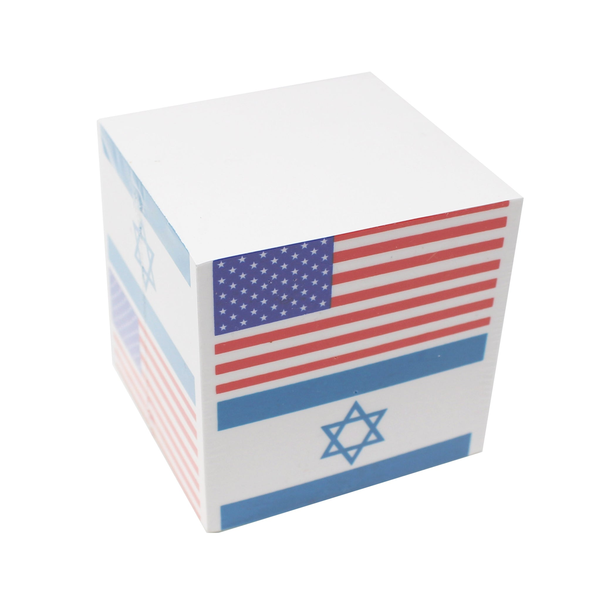 Flag Cube Note Pad
