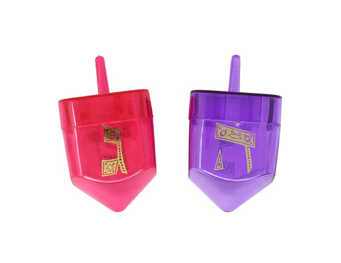 Candy Fillable Dreidel