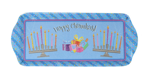 Chanukah Rectangle Tray