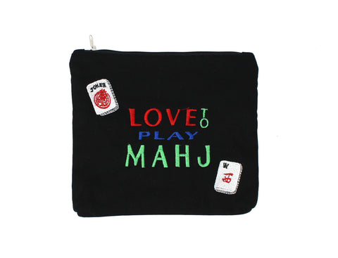Love to Play Mahj Bag
