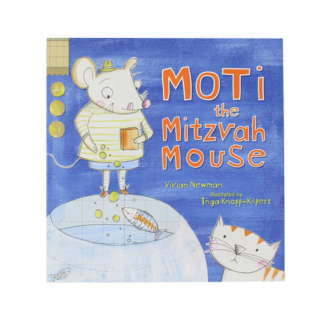 Moti The Mitzvah Mouse