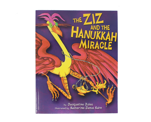 Ziz and the Hanukkah Miracle