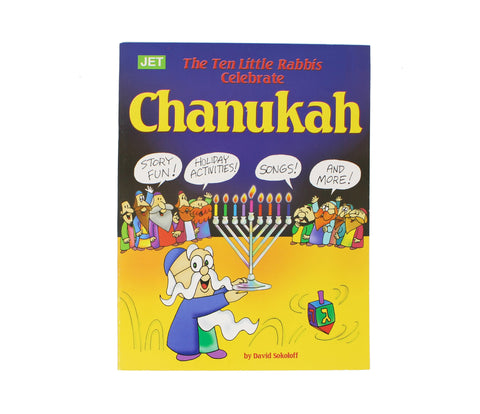 The Ten Little Rabbis Celebrate Chanukah