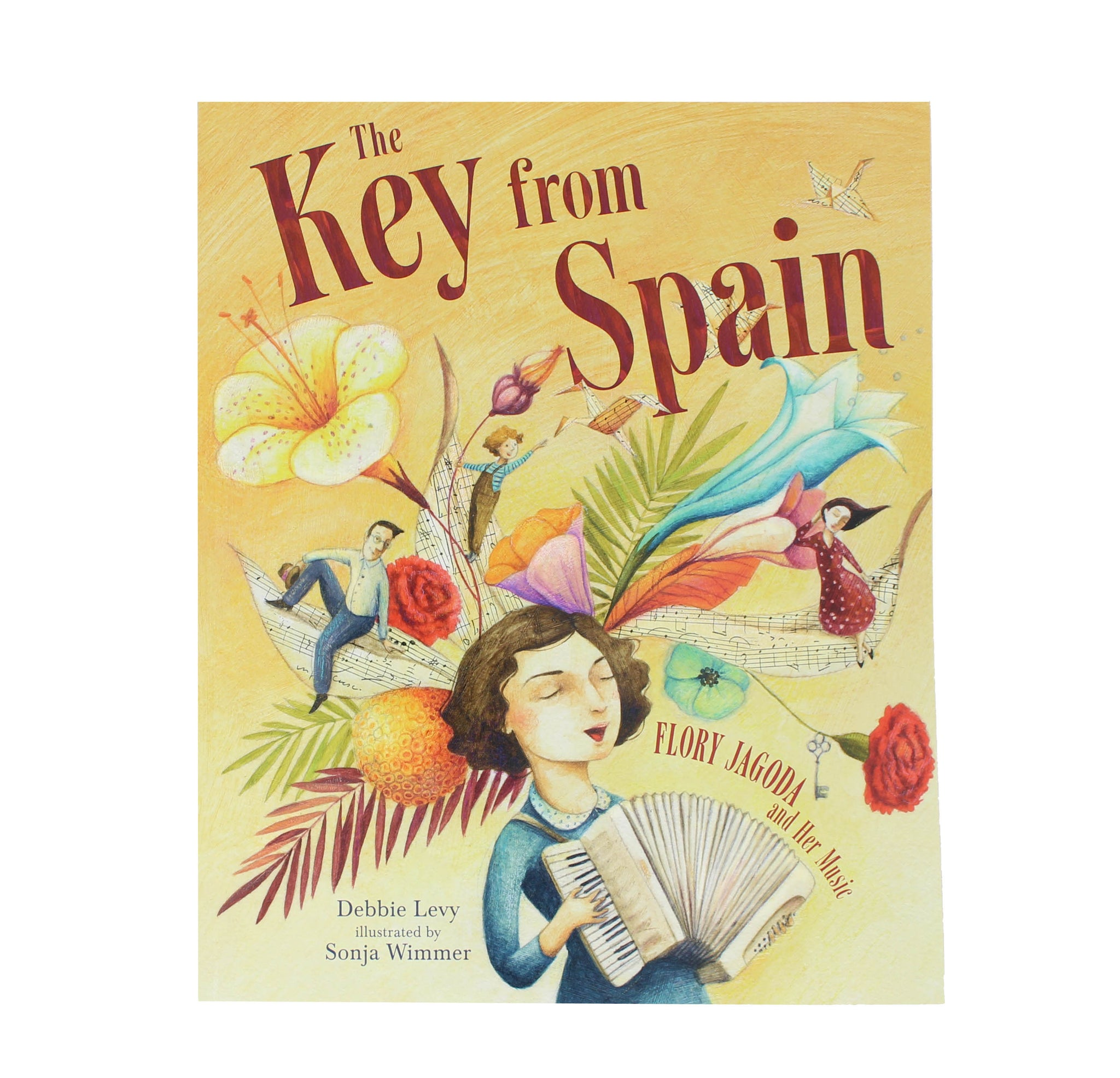 The Key From Spain