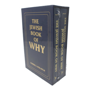 The Jewish Book of Why Boxed Set
