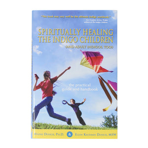 Spiritually Healing the Indigo Children