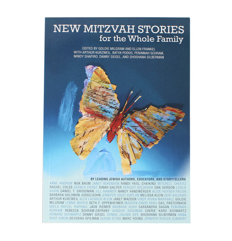 New Mitzvah Stories for the Whole Family