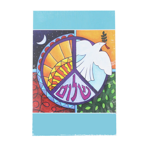 Set of 5 Peace Rising Cards