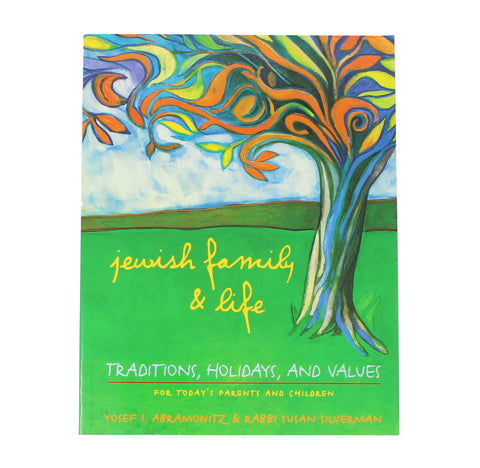 Jewish Family & Life: Traditions, Holidays, and Values