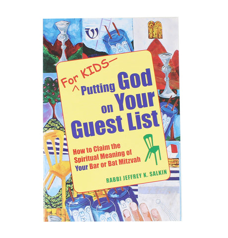 For Kids-Putting God on Your Guest List
