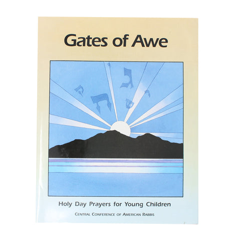 Gates of Awe: Holy Day Prayers for Young Children