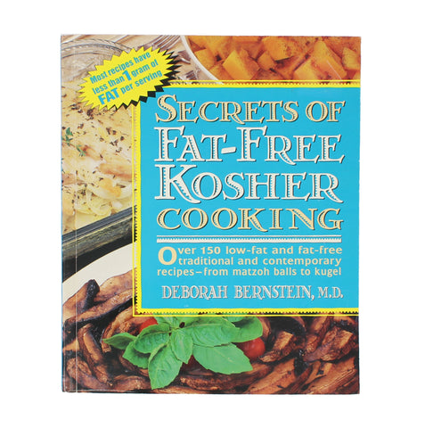 Secrets of Fat-Free Kosher Cooking