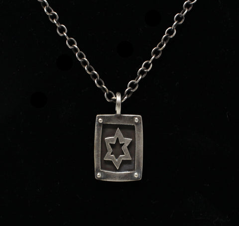 Pendant Star Necklace