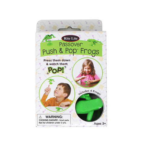 Push and Pop Frog