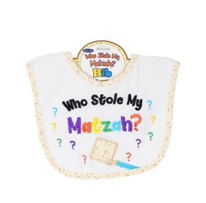 Who Stole My Matzah Bib