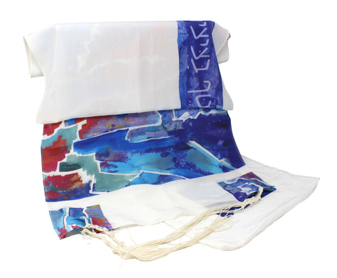Blessings Tallit by Advah Designs