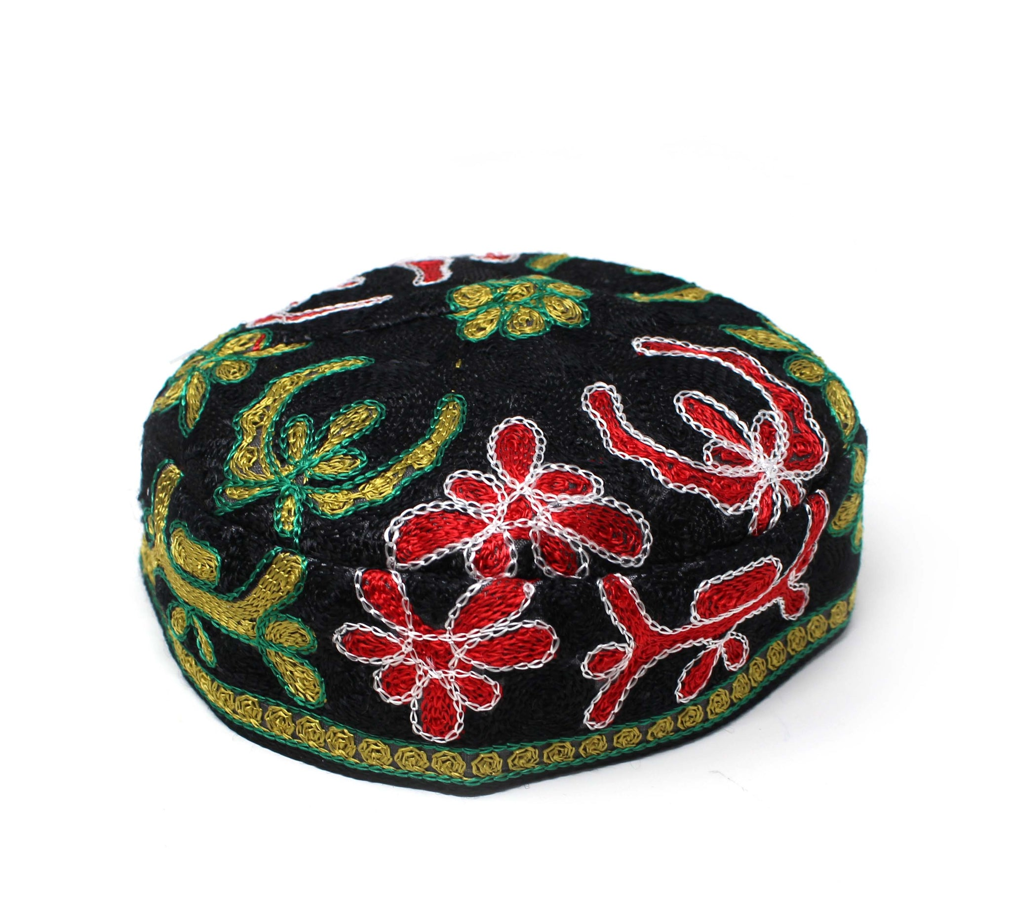 Embroidered Large Kippah