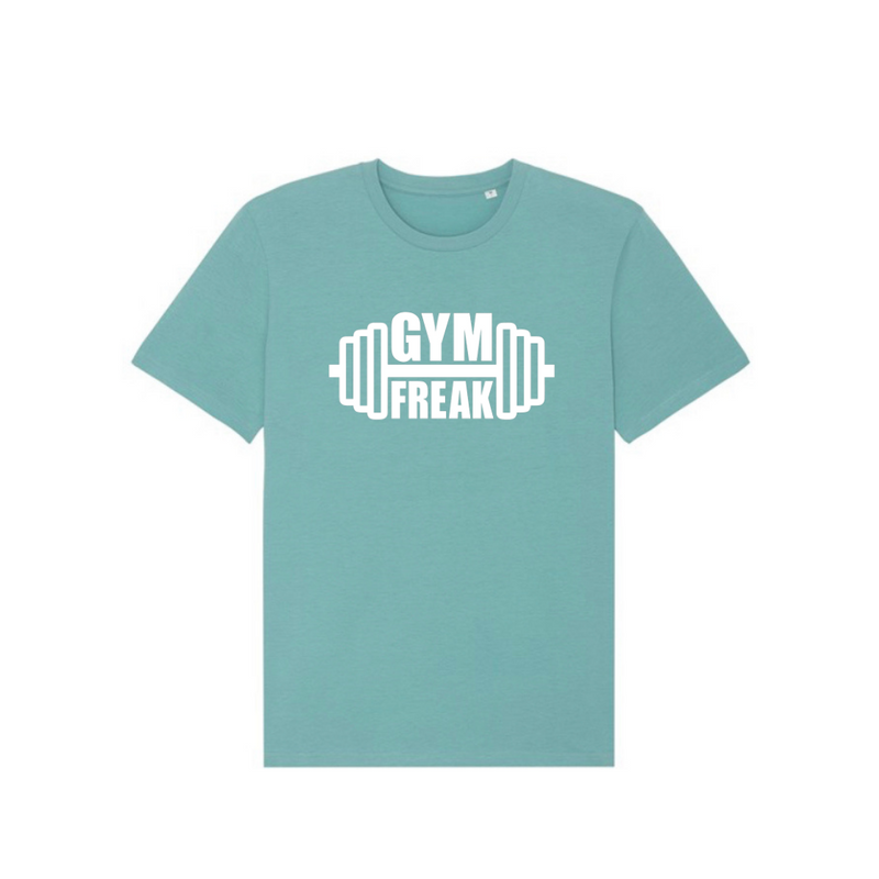 'GYM FREAK' TSHIRT