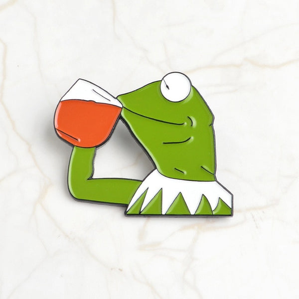 But that's none of my business - Enamel Pin