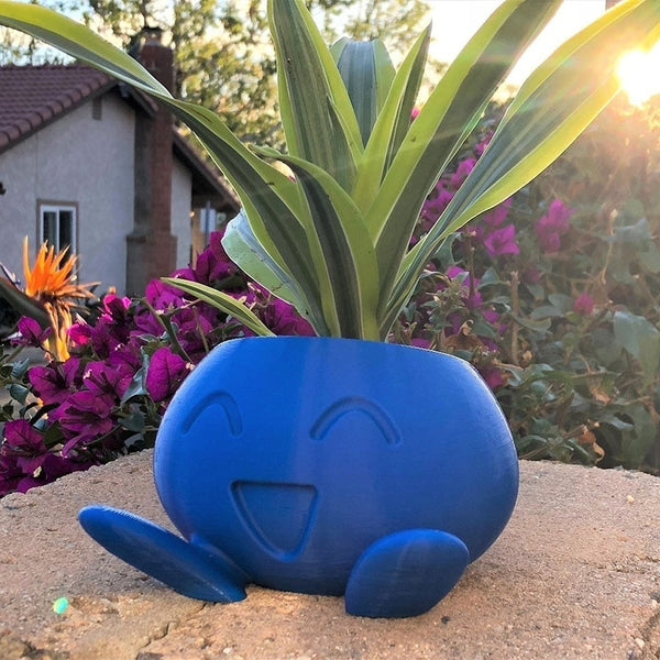 Oddish Planter Flower Succulent Planter