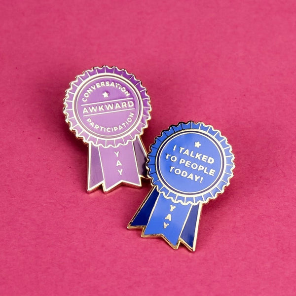 2Pcs-Creative Adulting Pins