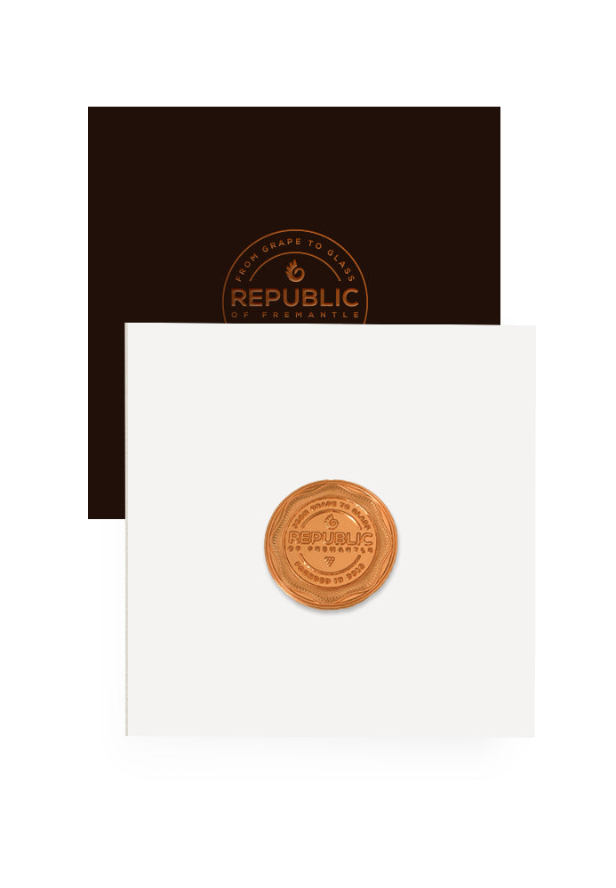 Gold Republic of Fremantle Coin Gift Voucher