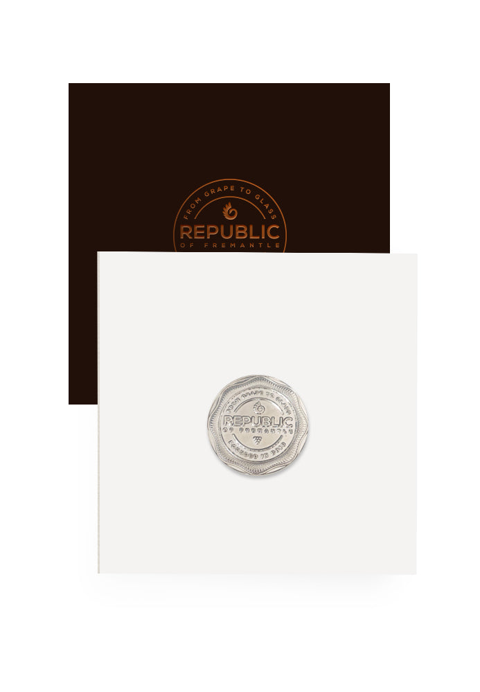 Silver Republic of Fremantle Coin Gift Voucher