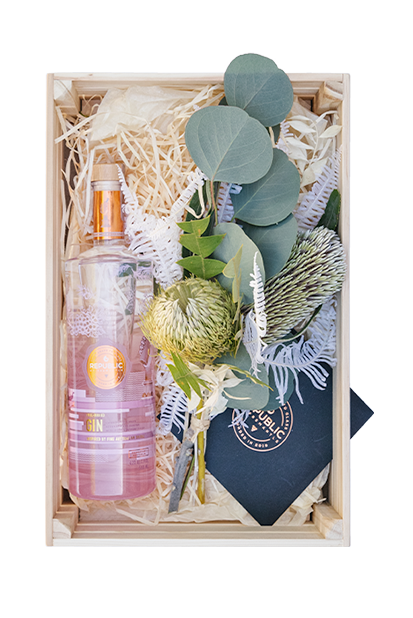 Mother's Day Gin + Bloom Box
