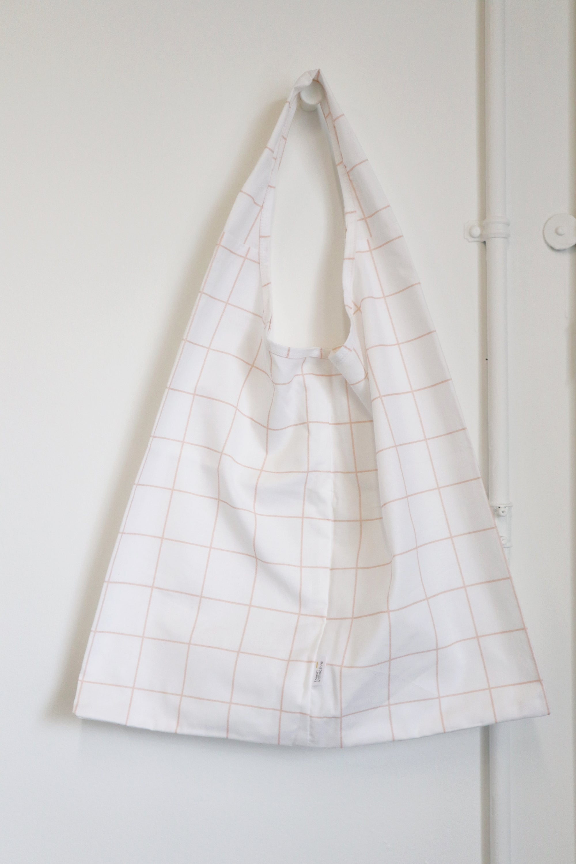 Market Bag - Grid (Second Samples)