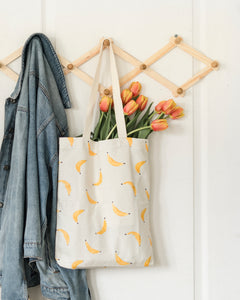 Canvas Tote Bag | Bananas