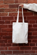 Load image into Gallery viewer, Canvas Tote Bag | Basic Canvas