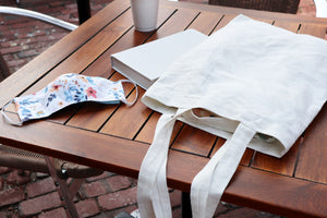 Canvas Tote Bag | Basic Canvas