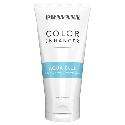 Color Enhancer Aqua Blue Acondicionador 148 ML - Pravana - LLONGUERAS Chile