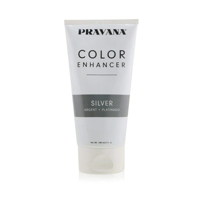 Color Enhancer Silver Acondicionador 148 ML - Pravana - LLONGUERAS Chile