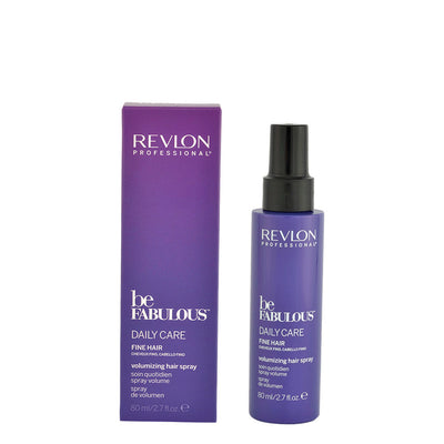 Revlon Be Fabulous Volumizing Hair Spray 80ml - Revlon Proffesional - LLONGUERAS Chile