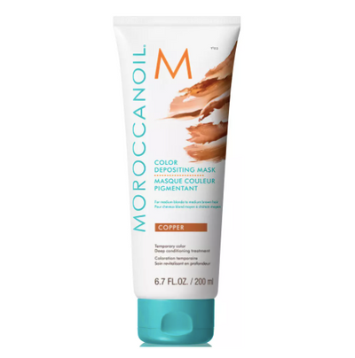 Máscara con Color Copper 200 ml - Moroccanoil - LLONGUERAS Chile