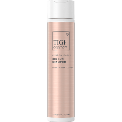 Shampoo Colour Sin Sulfato 300ml - Tigi Copyright - LLONGUERAS Chile