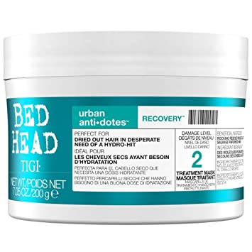 Máscara Recovery 200g - Tigi Bed Head - LLONGUERAS Chile