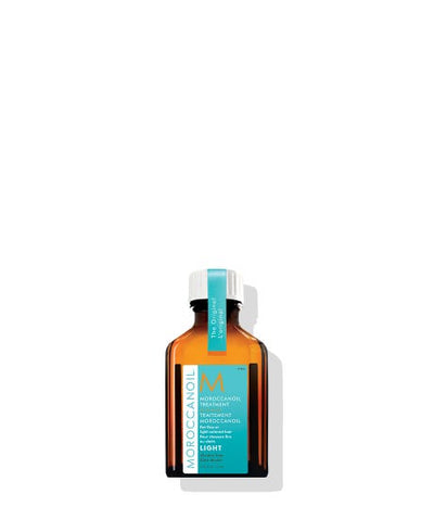 Aceite Tratamiento Light 25ML - Moroccanoil - LLONGUERAS Chile